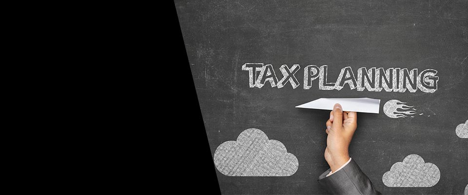 Help with Tax Planning